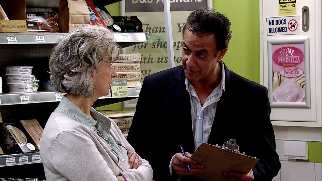 Jimmi Harkishin as Dev Alahan in Coronation Street