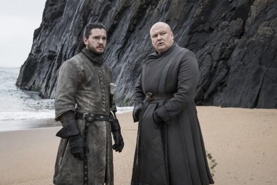 Game of Thrones season 8 Jon and Varys