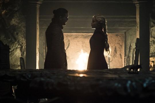 Game of Thrones season 8 Jon Daenerys