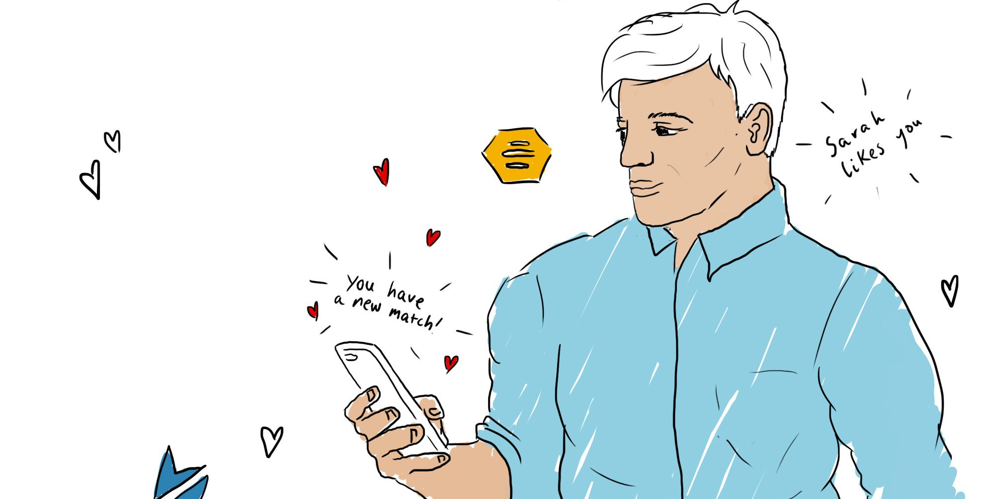 Love, Or Something Like It: What 15k Tinder matches has taught me about true love