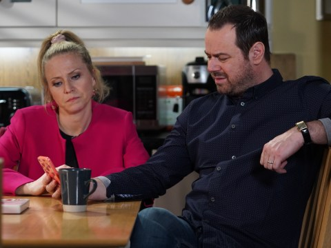 EastEnders spoilers: Danny Dyer reveals Mick Carter will fight huge mental health problems