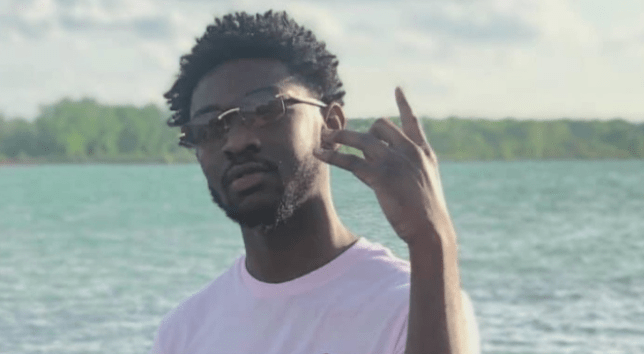 Lateo Garrett was shot dead in Detroit Saturday night by a mugger who tried to snatch his Cartier sunglasses off the top of his head
