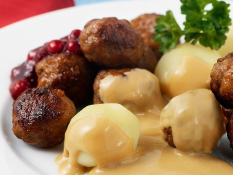 Ikea is making vegan Swedish meatballs that look and taste like meat