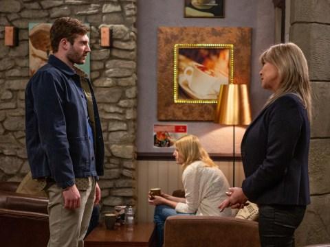 What is Jamie Tate's secret in Emmerdale?