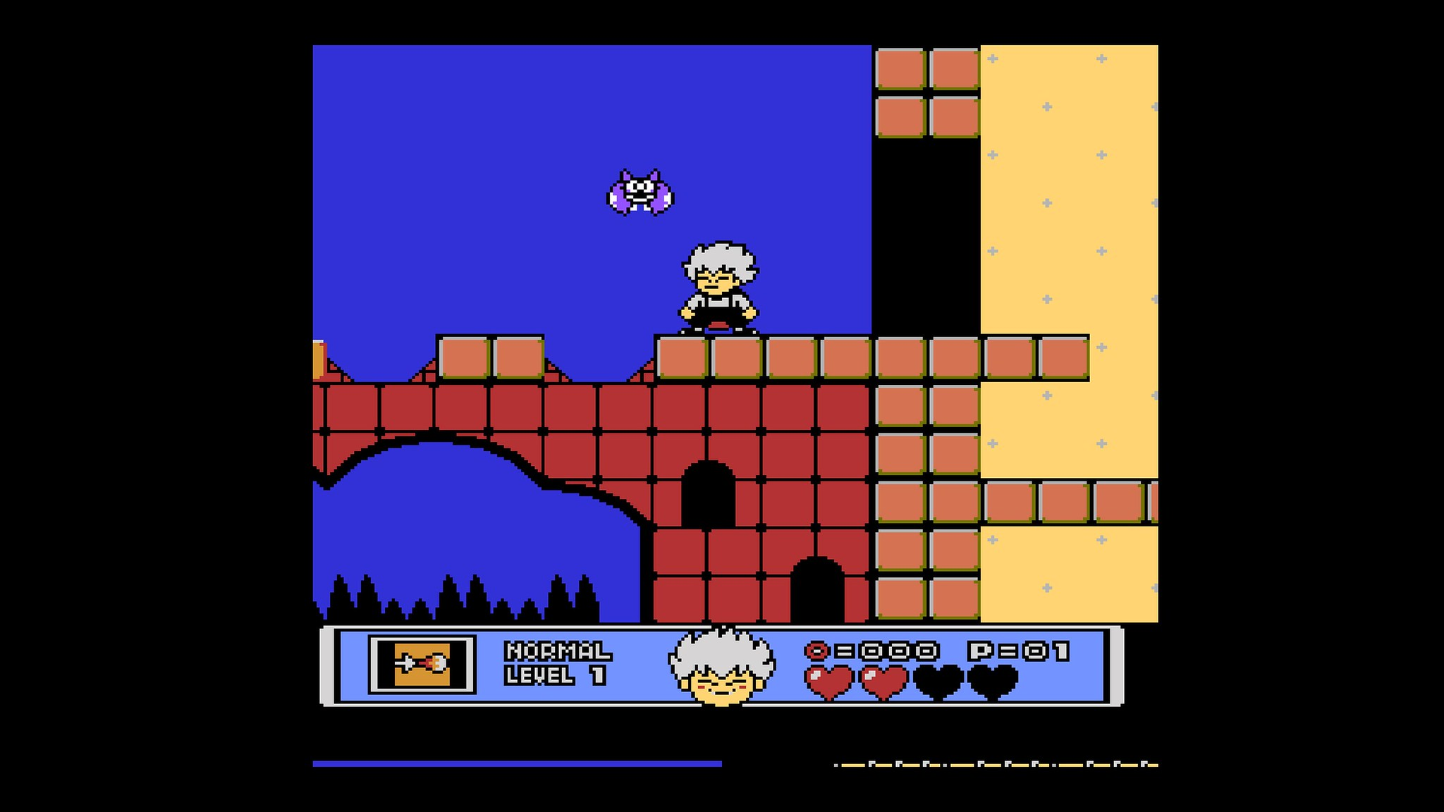 Castlevania Anniversary Collection (NS) - Kid Dracula is a great little extra