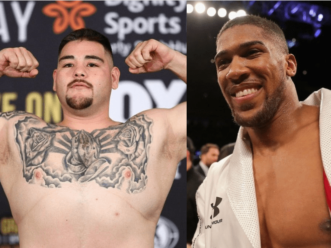 Anthony Joshua to fight Andy Ruiz Jr at Madison Square Garden on 1 June