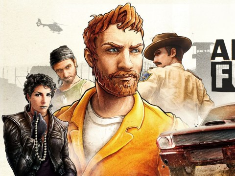 American Fugitive review – GTA 2.5
