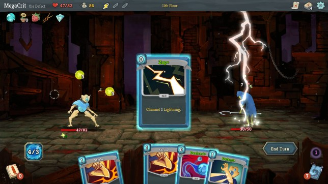 Slay The Spire (PS4) - victory is in the cards
