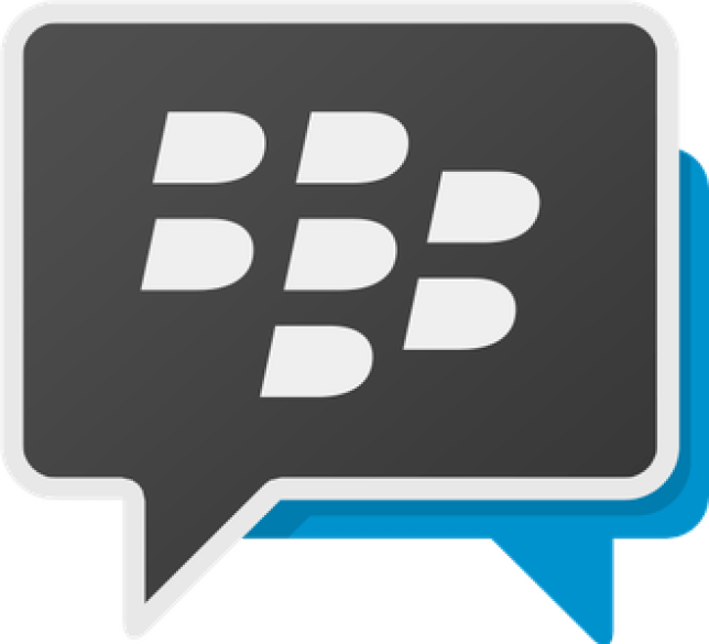 Blackberry Messenger worked on iOS, Android as well as old-school Blackberry phones