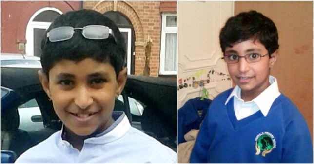 Karanbir Cheema, 13, who also had allergies to wheat, gluten, egg, milk, tree nuts and had asthma, suffered from a severe reaction at his school in west London on June 28, 2017.