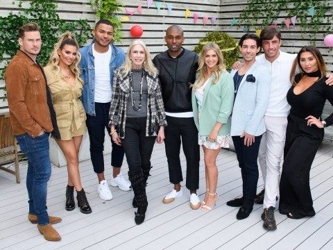 When does Celebs Go Dating start as the series 7 cast is confirmed?