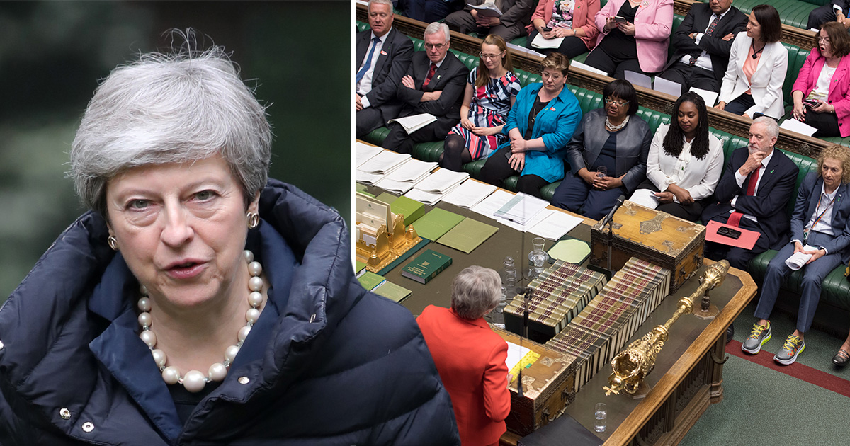 Theresa May planning new Brexit deal in final desperate attempt to convince MPs