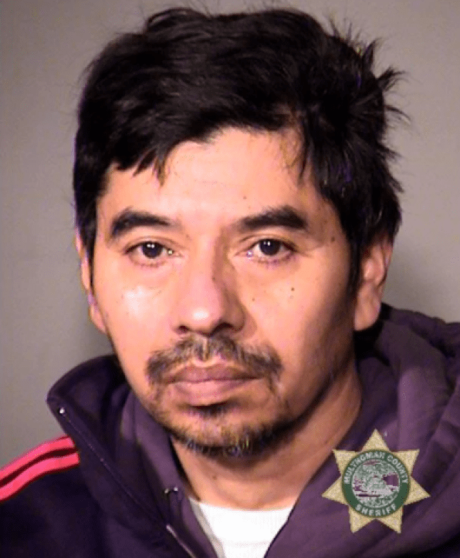 Fidel Lopez, dog rape, multnomah county