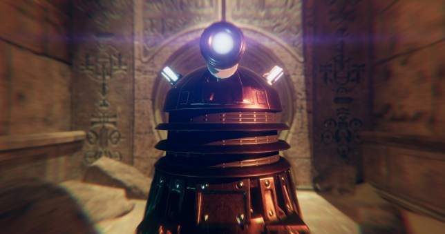 Doctor Who: Edge of Time - Daleks do VR