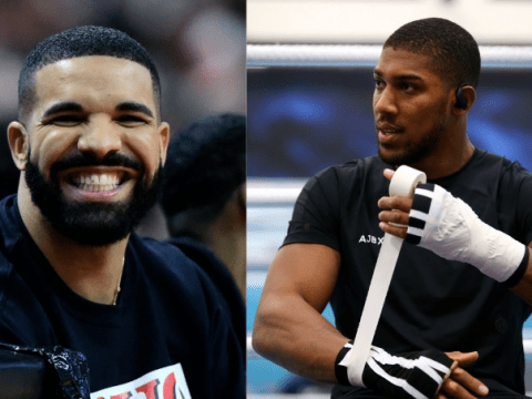 Anthony Joshua may ban Drake from dressing room on fight night with Andy Ruiz Jr