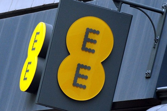 EE is the first operator to offer 5G speeds in the UK (Getty)