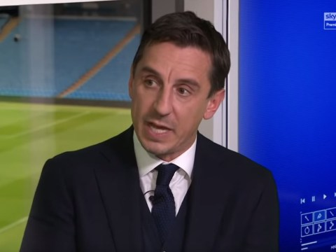 Gary Neville says Jose Mourinho was right about his greatest achievement at Manchester United was finishing second