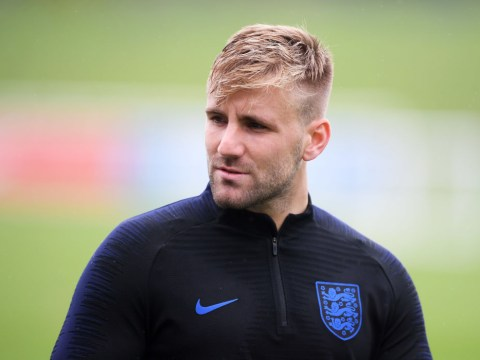 Gareth Southgate explains why he axed Man Utd Player of the Year Luke Shaw from England squad