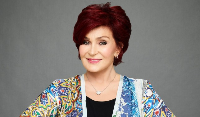 Sharon Osbourne books in to get new face