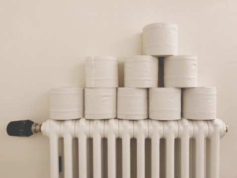 Woman says her household of three adults gets through nine toilet rolls per week