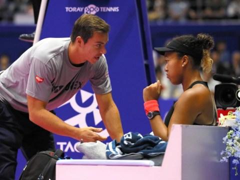 Sascha Bajin explains why he took on Kiki Mladenovic project after shock Naomi Osaka split