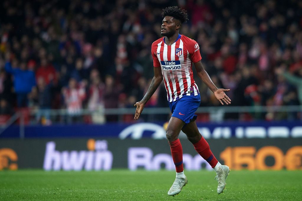 Manchester United & Arsenal transfer target Thomas Partey available for £43.5m