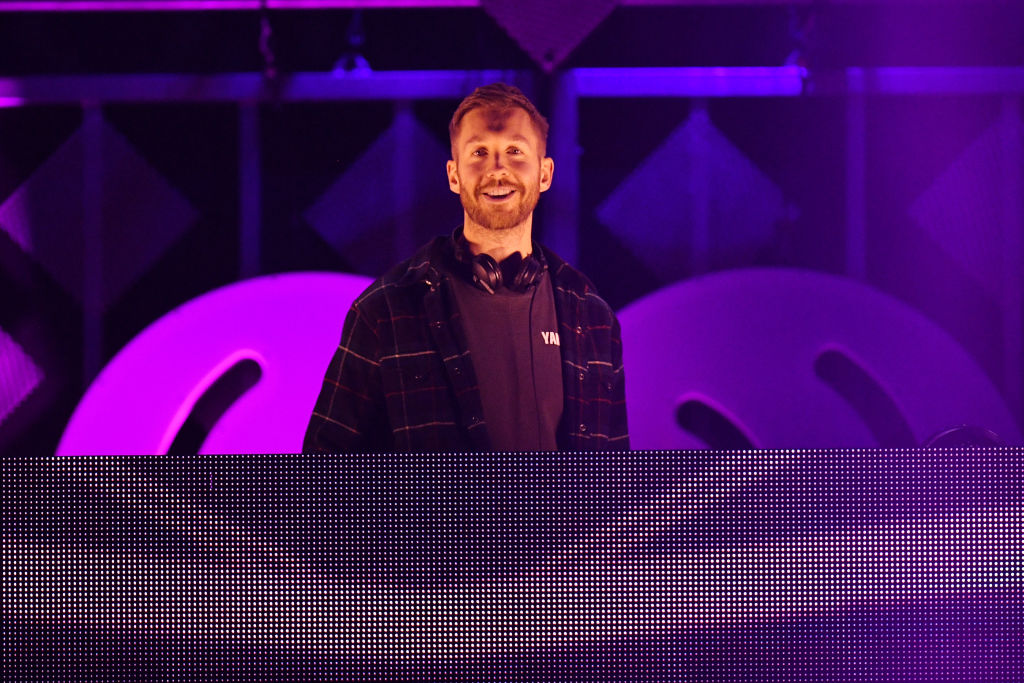 Calvin Harris joins star-studded Capital Summertime Ball line-up and we're already dancing