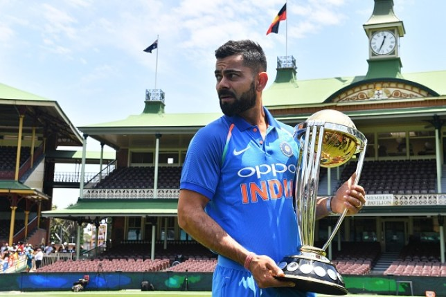 Virat Kohli's India can challenge for the World Cup, says Nasser Hussain