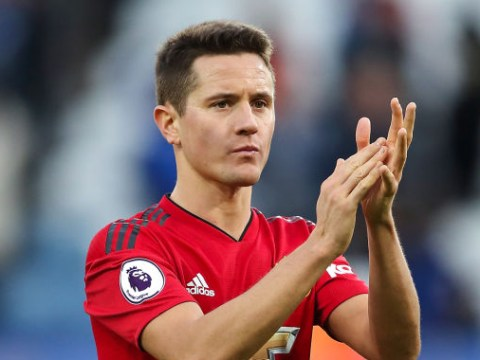 Ander Herrera sends goodbye message to Man Utd fans as club confirm exit