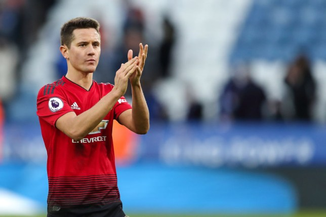 GettyImages-1093404346 Ander Herrera sends goodbye message to Man Utd fans as club confirm exit