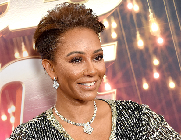 Mel B 'doing fine after treating herpes eye infection' that made her temporarily blind