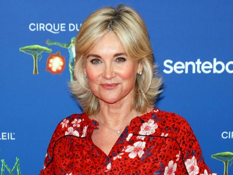 Anthea Turner 'finds love' with younger businessman six years after splitting from Grant Bovey