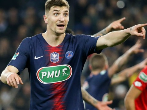 Thomas Meunier speaks out again over transfer links to Manchester United
