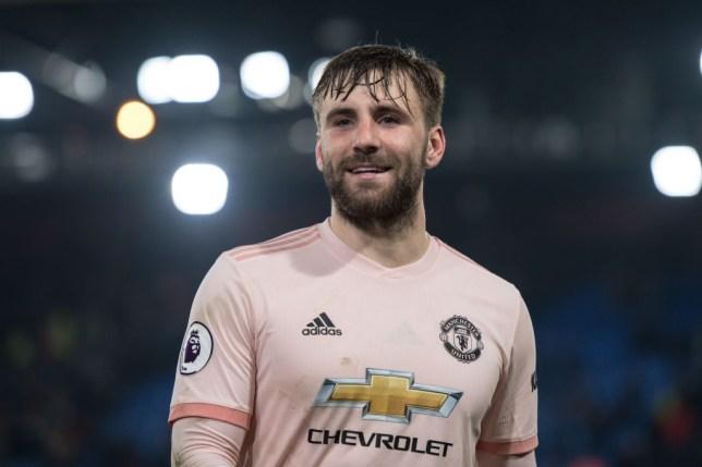 Man Utd star Luke Shaw already back training at Carrington in effort to impress Solskjaer