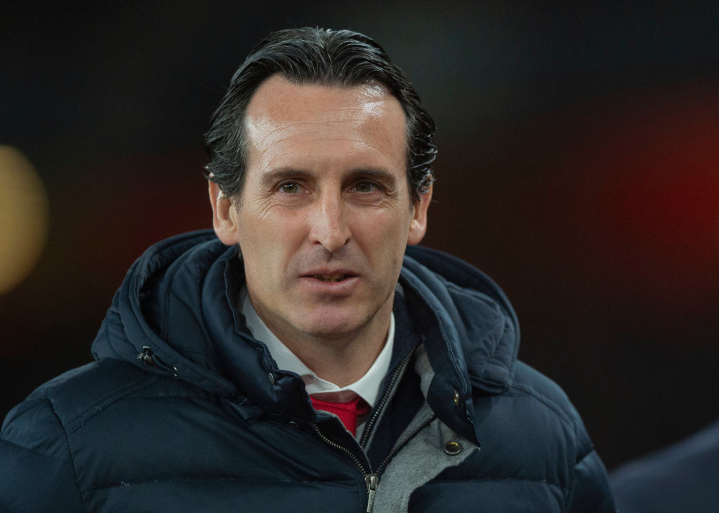 Unai Emery makes Crystal Palace ace Wilfried Zaha his top Arsenal transfer target