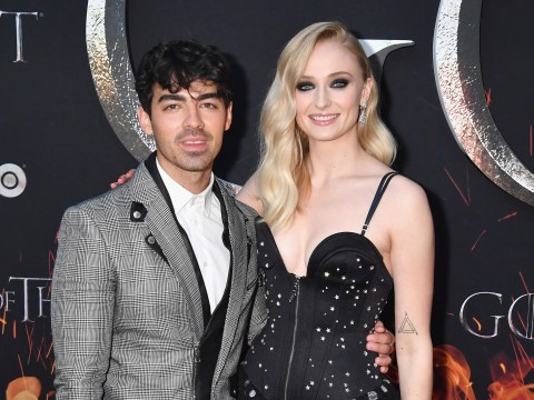 How did Sophie Turner and Joe Jonas meet and how long have they been together?