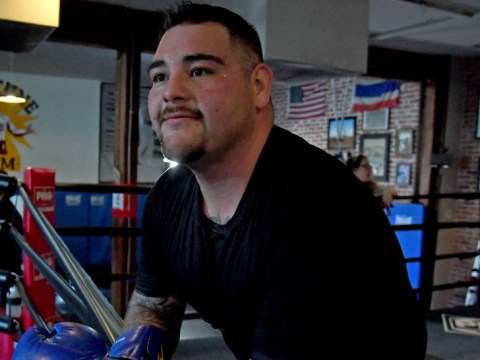 Andy Ruiz Jr refuses to run scared from Anthony Joshua like champion's past opponents