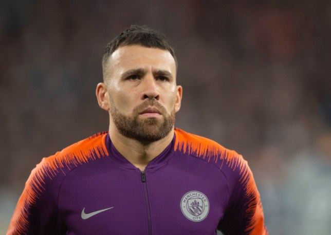 Nicolas Otamendi is considering his future at the club