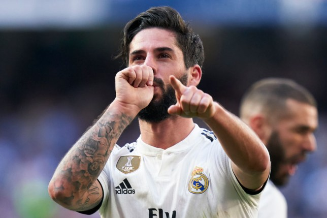 Manchester United ready to pounce for Isco but waiting on final decision from Real Madrid