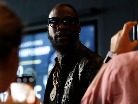 Dominic Breazeale predicts WBC champion Deontay Wilder will retire after their fight