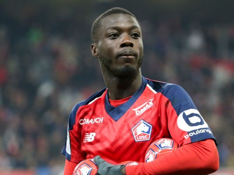 Arsenal submit £70m bid to sign Nicolas Pepe from Lille
