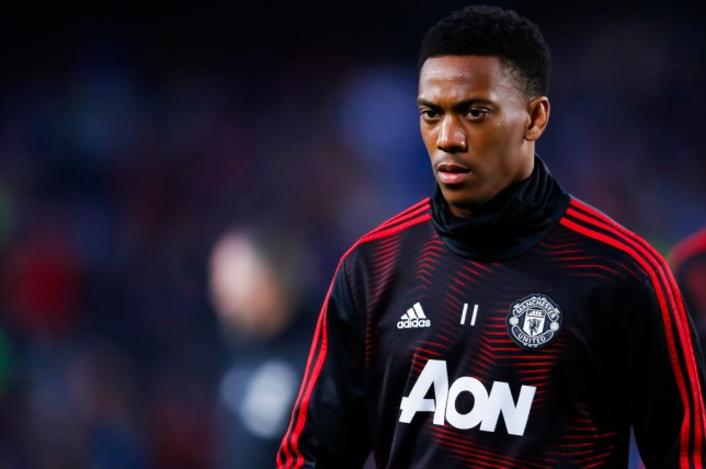 Ole Gunnar Solskjaer concerned by Anthony Martial's collapse in form at the end of the season