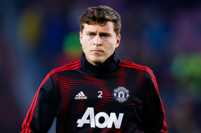 Manchester United centre-back Victor Lindelof is wanted by Barcelona
