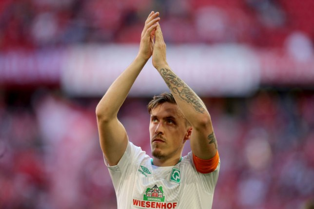 Liverpool considering move for Werder Bremen striker Max Kruse as Daniel Sturridge replacement
