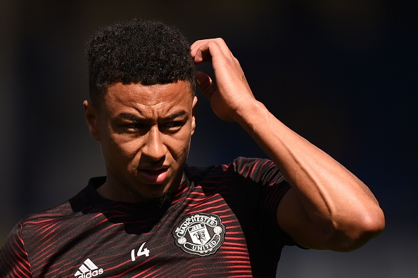 Manchester United forward Jesse Lingard predicts top four race will go to final day