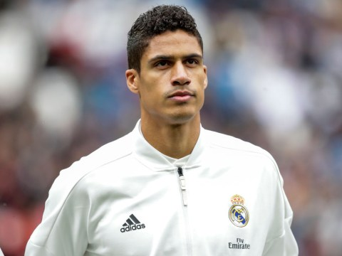 Raphael Varane rules out Manchester United move and wants to stay at Real Madrid