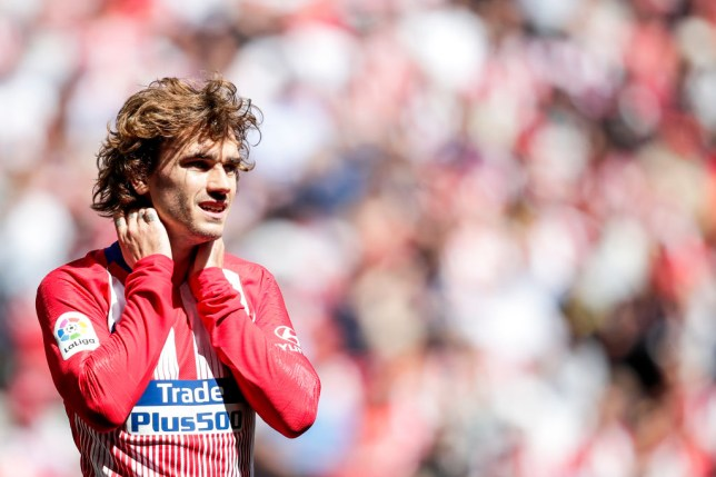 Antoine Griezmann is a constant subject of transfer speculation