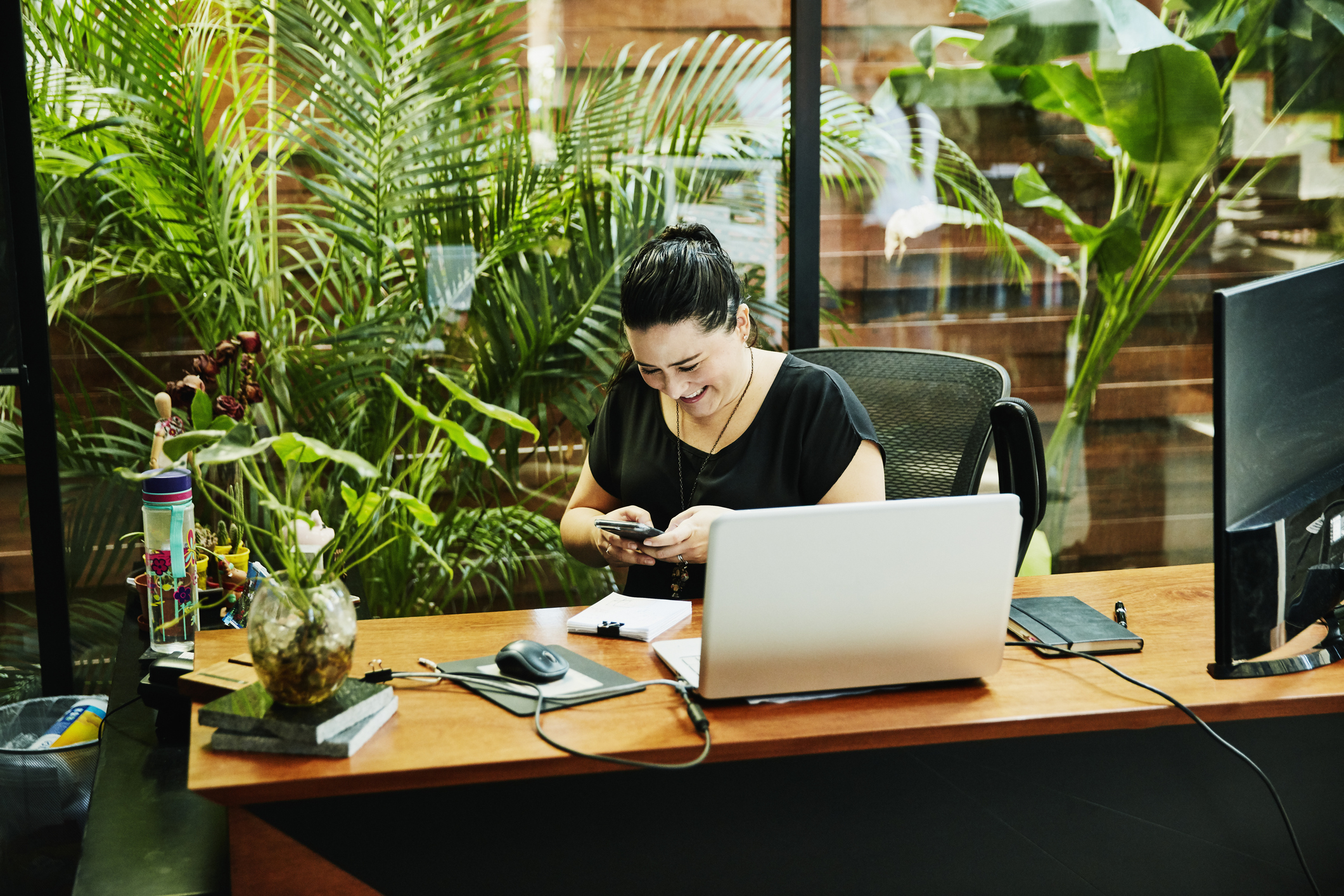 The best office plants that will survive life on your desk