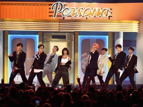 BTS has the most fun ever performing Boy With Luv with Halsey at the Billboard Music Awards 2019
