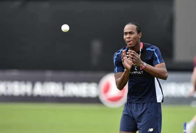Jofra Archer will make his England debut against Ireland